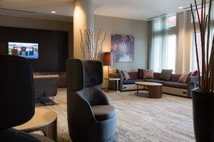 Lobby - Courtyard by Marriott Hotel Morgantown