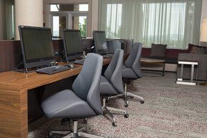 Conference Area - Courtyard by Marriott Hotel Morgantown