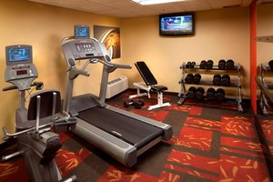 Recreation - Courtyard by Marriott Hotel Miami Airport Doral