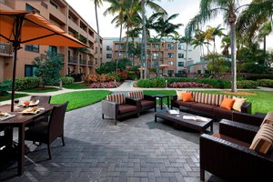 Exterior view - Courtyard by Marriott Hotel Miami Lakes