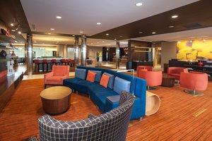 Lobby - Courtyard by Marriott Hotel Mankato