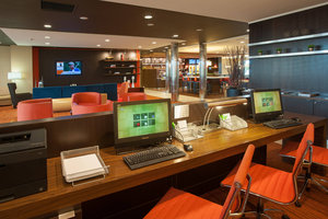 Conference Area - Courtyard by Marriott Hotel Mankato