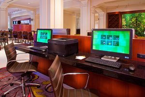 Conference Area - Courtyard by Marriott Hotel Upper French Qtr New Orleans