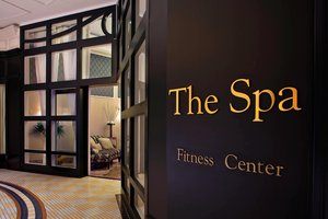 Spa - Courtyard by Marriott Hotel Upper French Qtr New Orleans