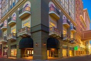 Exterior view - Courtyard by Marriott Hotel Upper French Qtr New Orleans