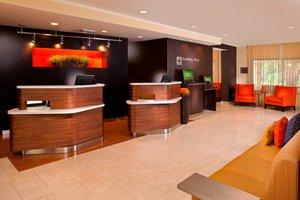 Lobby - Courtyard by Marriott Hotel Covington