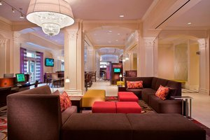 Lobby - Courtyard by Marriott Hotel Upper French Qtr New Orleans