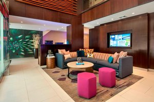Lobby - Courtyard by Marriott Hotel New York