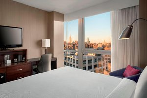 Room - Courtyard by Marriott Hotel New York