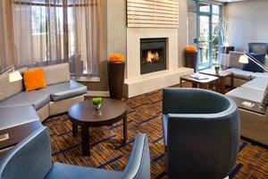 Lobby - Courtyard by Marriott Hotel Pleasant Hill