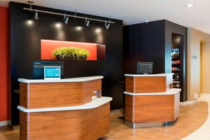 Lobby - Courtyard by Marriott Hotel Livermore