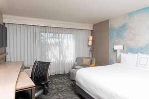 Room - Courtyard by Marriott Hotel Livermore