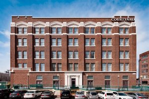 Exterior view - Courtyard by Marriott Hotel Downtown Omaha