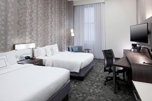 Room - Courtyard by Marriott Hotel Downtown Omaha