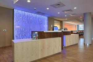 Lobby - Fairfield Inn & Suites by Marriott Willow Grove