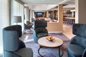 Lobby - Courtyard by Marriott Hotel Mt Laurel