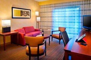Suite - Courtyard by Marriott Hotel Mt Laurel