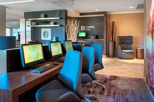 Conference Area - Courtyard by Marriott Hotel Mt Laurel
