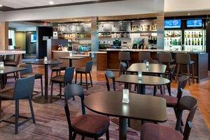 Restaurant - Courtyard by Marriott Hotel Mt Laurel