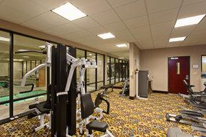 Fitness/ Exercise Room - Holiday Inn Express Twentynine Palms