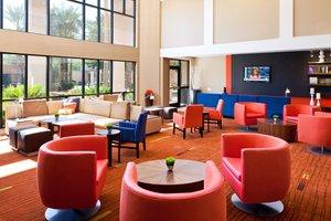 Lobby - Courtyard by Marriott Hotel Chandler