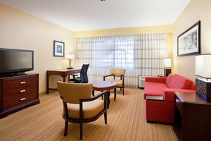 Suite - Courtyard by Marriott Hotel Chandler