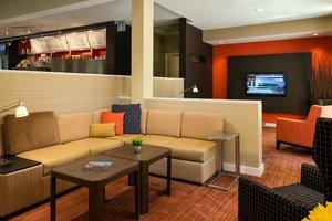 Lobby - Courtyard by Marriott Hotel Mesa