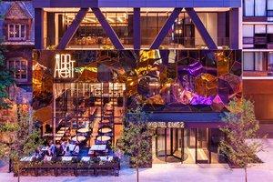 Exterior view - Hotel EMC2 Magnificent Mile Chicago