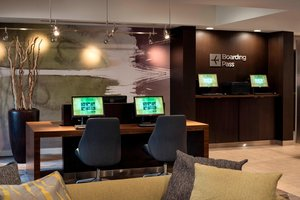 Conference Area - Courtyard by Marriott Hotel Tempe
