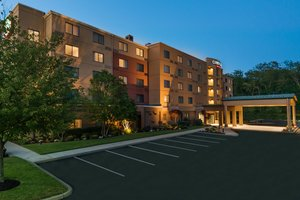 Exterior view - Courtyard by Marriott Hotel Lincoln