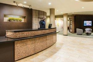 Lobby - Courtyard by Marriott Hotel Lincoln