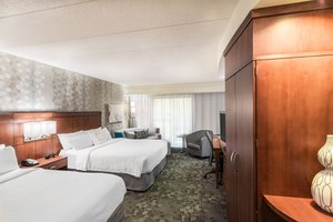 Room - Courtyard by Marriott Hotel Lincoln