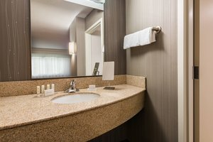 Suite - Courtyard by Marriott Hotel Lincoln
