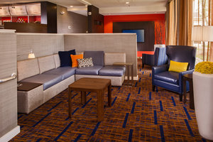 Lobby - Courtyard by Marriott Hotel West Richmond