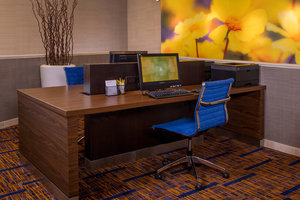 Conference Area - Courtyard by Marriott Hotel West Richmond