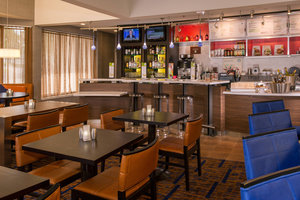 Restaurant - Courtyard by Marriott Hotel West Richmond