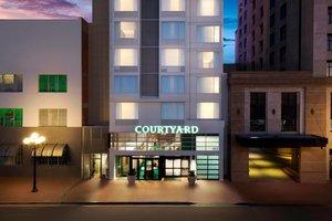 Exterior view - Courtyard by Marriott Hotel Gaslamp Quarter San Diego