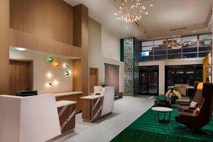 Lobby - Courtyard by Marriott Hotel Gaslamp Quarter San Diego