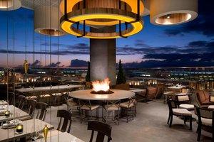 Restaurant - Courtyard by Marriott Hotel Gaslamp Quarter San Diego