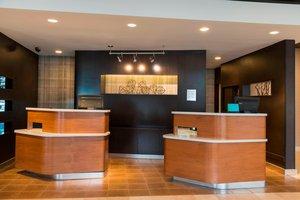 Lobby - Courtyard by Marriott Hotel Downtown Louisville
