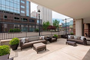 Exterior view - Courtyard by Marriott Hotel Downtown Louisville