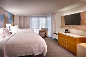 Room - Courtyard by Marriott Hotel Downtown Salt Lake City