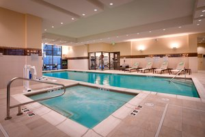 Recreation - Courtyard by Marriott Hotel Downtown Salt Lake City