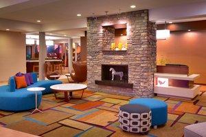 Lobby - Fairfield Inn & Suites by Marriott Downtown Salt Lake City