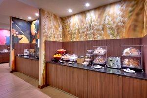 Restaurant - Fairfield Inn & Suites by Marriott Downtown Salt Lake City