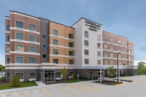 Exterior view - TownePlace Suites by Marriott Woodfield Mall Schaumburg