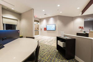 Lobby - TownePlace Suites by Marriott Woodfield Mall Schaumburg