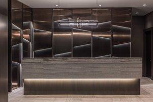 Lobby - AC Hotel by Marriott Cleveland Circle Boston