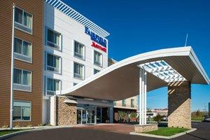 Exterior view - Fairfield Inn & Suites by Marriott Stow