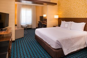 Suite - Fairfield Inn & Suites by Marriott Stow